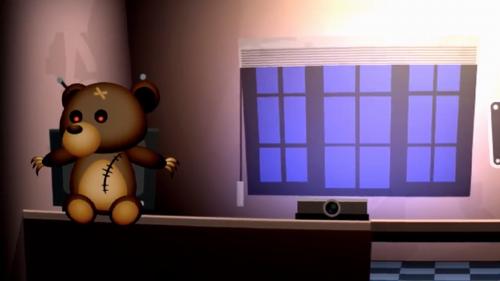 熊天堂之夜恐怖