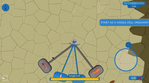动物进化游戏混种孢子突变