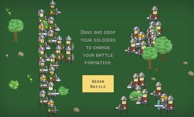 小型战争模拟器