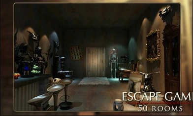 密室逃脫50个房间之二